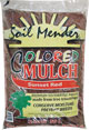 Soil Mender Colored Mulch